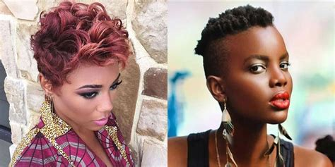 Pixie Hairstyles For Black Hair by 56 Cool Pixie Haircuts And Hairstyles For Black Hair