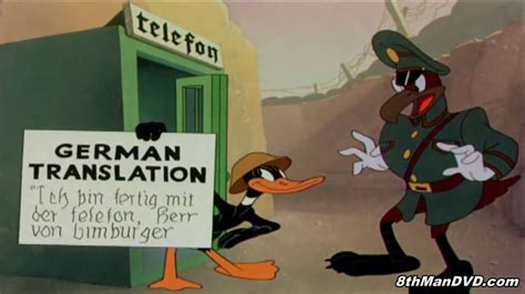 looney tunes looney toons daffy the commando daffy