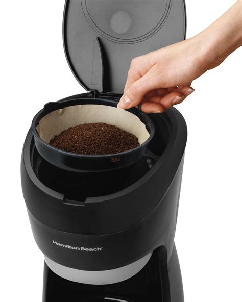One Cup To 12 Cup Coffee Solution By Back To Basics by Hamilton 12 Cup Coffee Maker With
