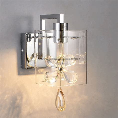Modern Clear Glass Shades And Free Shipping Modern Butterfly Led Wall Sconces