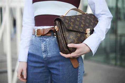 Tas Louis Vuitton Pochette Metis Wb louis vuitton pochette m 233 tis designer vintage