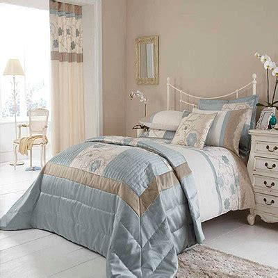 duck egg and cream bedroom catherine lansfield signature alicia duvet cover set ebay