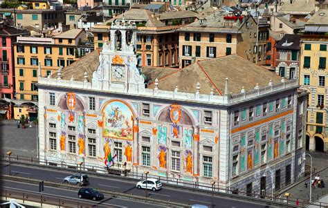 banco di san giorgio el poder arte el palacio san jorje en g 233