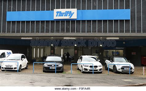 Thrifty Car Hire Port Elizabeth by Car Hire Stock Photos Car Hire Stock Images Alamy