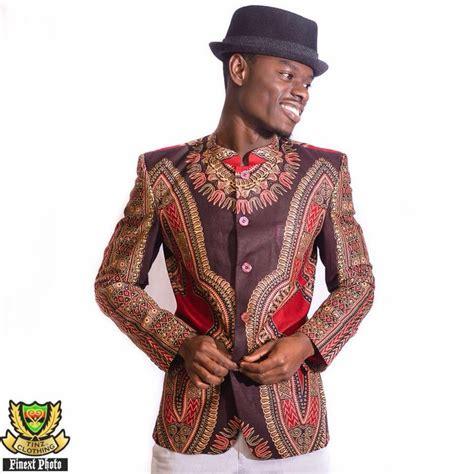 aliexpress rwanda african print wax blazer men african fashion pinterest