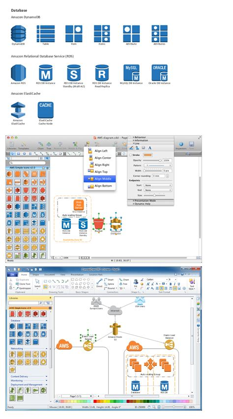web service icon visio conceptdraw pro able to leap buildings in a single bound