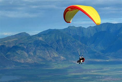Proflyght Paragliding ? Maui Tandem & Solo Paragliding