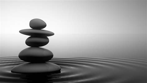zen images fond d 233 cran zen galets