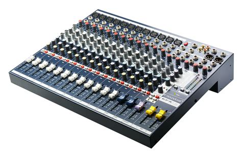 Daftar Mixer Audio Soundcraft efx12 soundcraft professional audio mixers