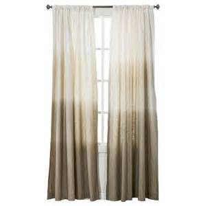 Threshold Ombre Curtains Ombre Curtains From Target For The Home