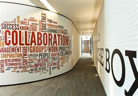 wall graphics paredes de oficina   personalidad  tu oficina solida equipamiento integral