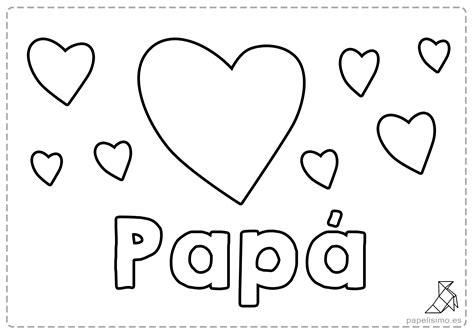 imagenes que digan feliz cumpleaños mamá para colorear te quiero pap 225 mam 225 abuelo abuela para colorear