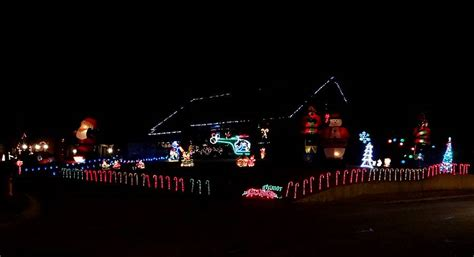 johnson county christmas displays metro kansas city