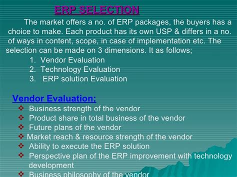 Mba No Offers by Mba Managment Information System Module 6 Ppt