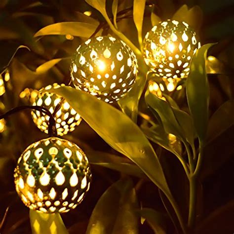best solar powered christmas lights top 11 reviews