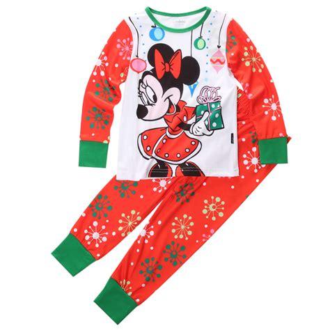 2015 minnie mouse boys kid pajamas set