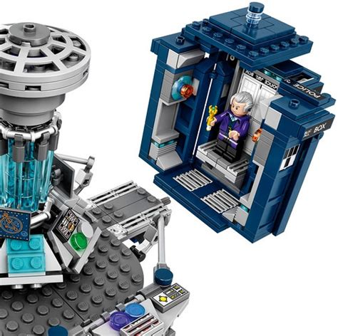 Lego 21304 Doctor Who lego ideas doctor who 21304 officially revealed