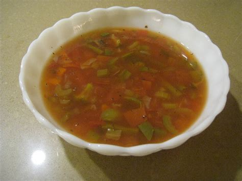 chunky winter vegetable soup recipe and healthy ways to make soup during the winter