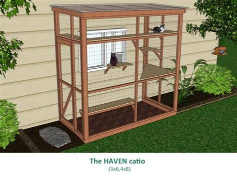 free diy catio plans catio spaces adds six diy catio plans to its product offerings catio spaces prlog