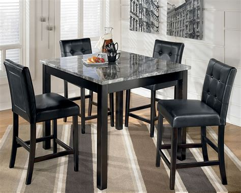 casual furniture chicago small counter dining set