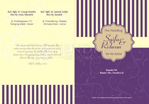 desain undangan pernikahan termurah contoh banner pernikahan contoh yuk