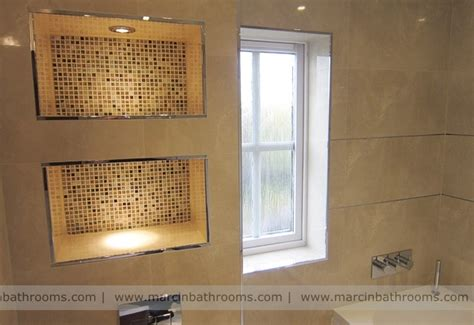 Bathroom Alcove Ideas by Bathroom Alcoves Design Hornacinas De Ba 241 O Ideas