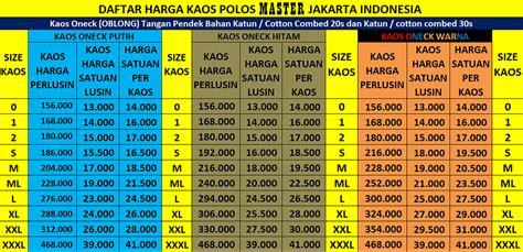 Wallpaper Polos Harga Ekonomis Jakarta Timur harga kaos murah cijantung pasar rebo jakarta indonesia