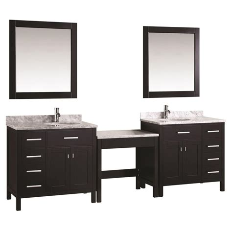 Design Element Two London 36 In W X 22 In D Vanity In | design element two london 36 in w x 22 in d vanity in