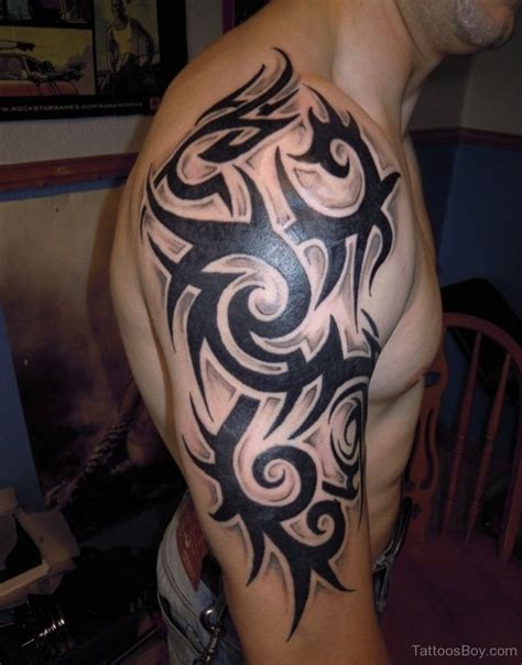 tribal man tattoo maori tribal tattoos designs pictures