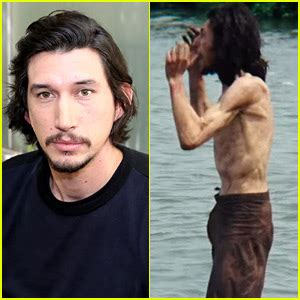 adam driver lost 50 pounds for 'silence,' reveals how he