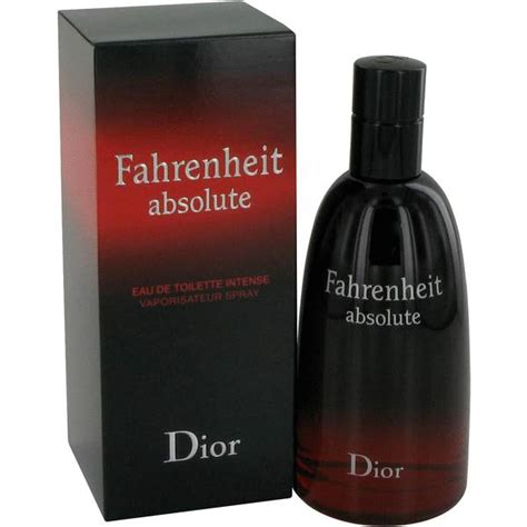 Parfum Christian Fahrenheit fahrenheit absolute cologne by christian buy