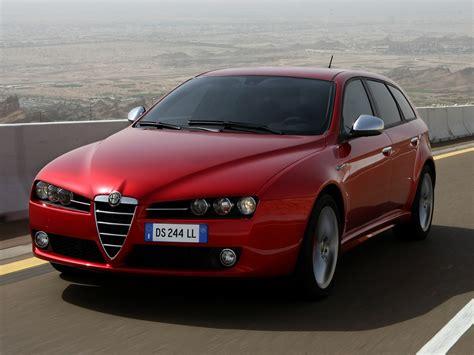 Alfa Romeo 159 Sportwagon by Alfa Romeo 159 Sportwagon Specs 2006 2007 2008 2009