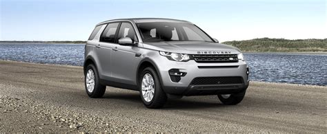 silver land rover discovery 2015 land rover discovery sport colours guide carwow