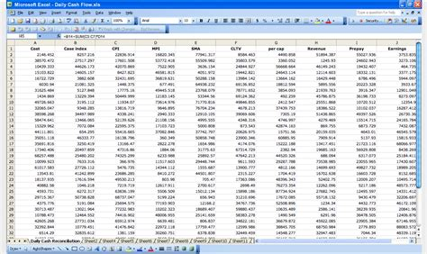 boring but big template are you still using excel for forecasting and planning