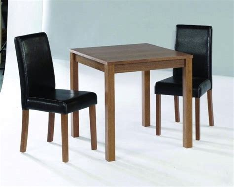 dining room small dining tables with two black