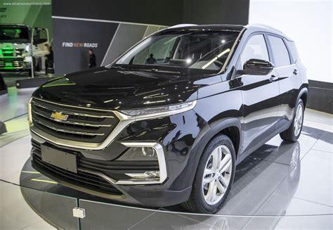 Chevrolet Pagalo En El 2020 by As 237 Es La Chevrolet Captiva 2020 Estreno Internacional En