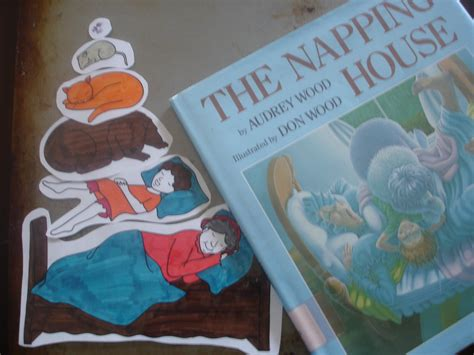 The Napping House Lesson Plan The Napping House Wordsofhisheart