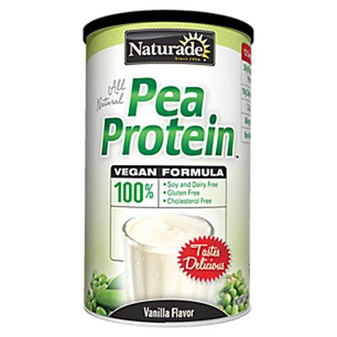 Shoo Nr Protein pea protein vanilla 15 66 ounces powder by naturade
