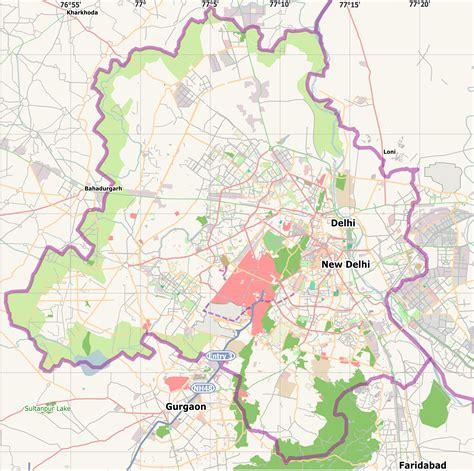 Location To Home by Maps Of Delhi Hoho Delhi