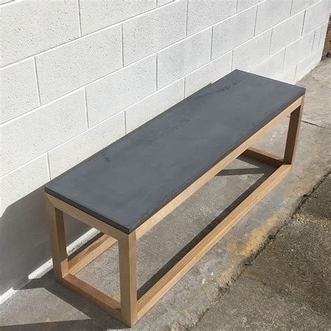 concrete garden bench legs geelong handmade concrete garden furniture concrete republic