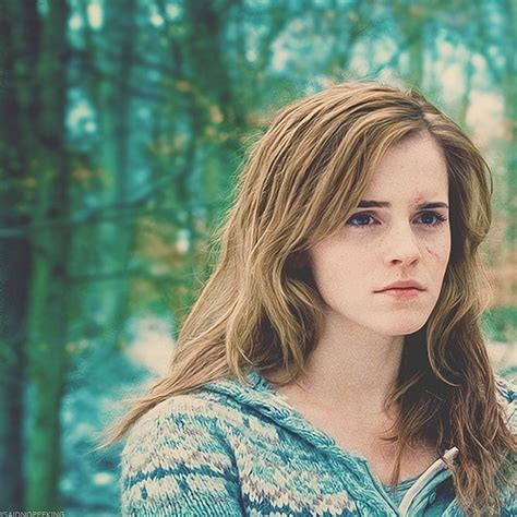 harry potter hair cuts hairstyles when hermione was on the run during the deathly