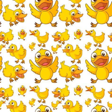 pattern animal vector cute animal pattern cartoon vector free vector in