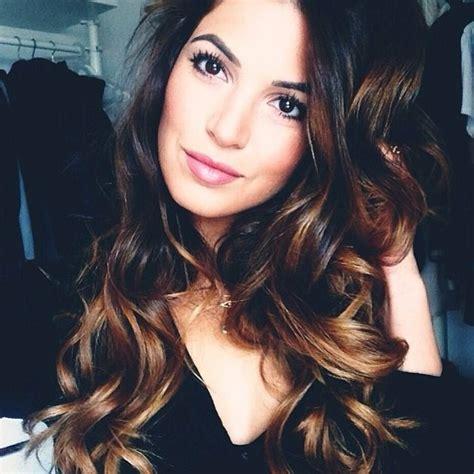 pinterest hair color highlights brunettes brunette balayage hair pinterest