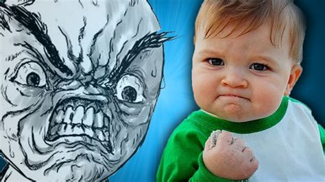 Mad Kid Meme - 4 tips for chatting with an internet troll