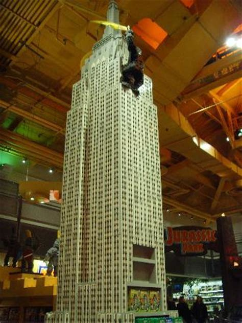 lego empire state picture of toys 'r' us times square