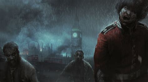 4k wallpaper zombie zombiu wallpapers london isnt safe 4k video game
