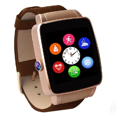 Smartwatch X6 bluetooth smart x6 smartwatch sport for apple iphone android phone with