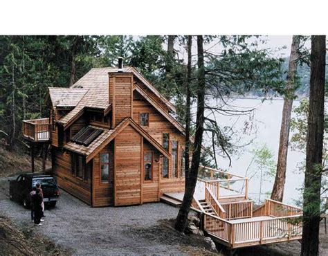 cool cabin plans awwitecture how