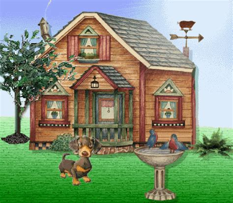 dog house gif animated house free download clip art free clip art on clipart library
