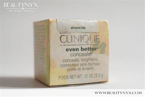 Clinique Even Better Concealer clinique even better concealer review b e a u t y n y x